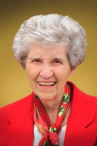 Gladys LeBlanc  Rhodes