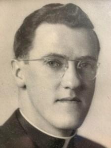"""Rev. Angus J. """"Gussie""""  MacLeod"""