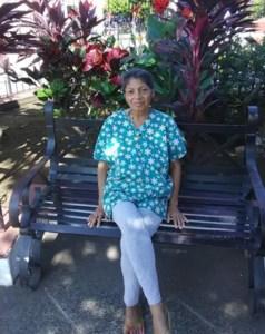 Angela B  Estrada