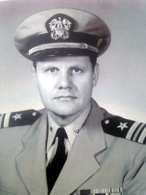 Lt. Commander William H.  Ludeman