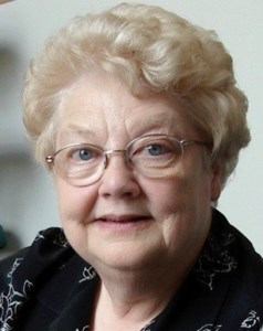 Elizabeth Maxwell  McRobbie