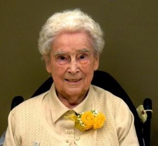 SR. Bernice Mary  Anstett, SOS