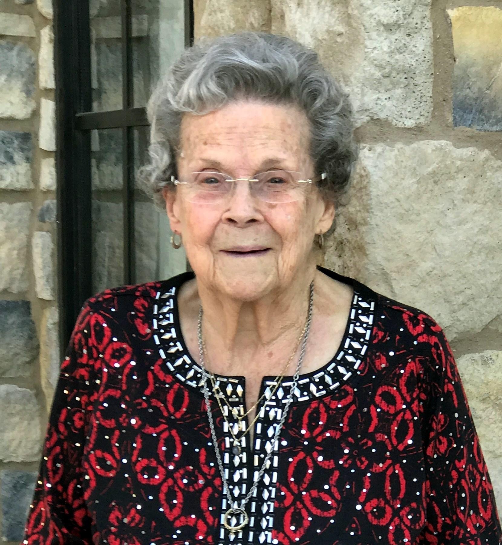Mary Virginia  Clunan Graham