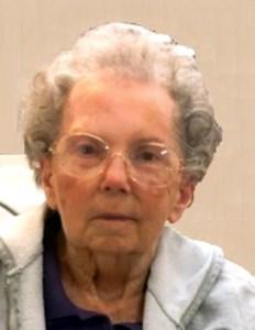 """Margaret """"Peggy""""  Birch"""