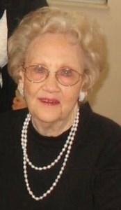 Alice Virginia  Jones