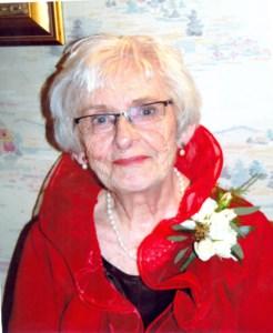 Margaret June  McMurray