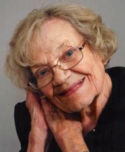 Marjorie Clydean  Strong