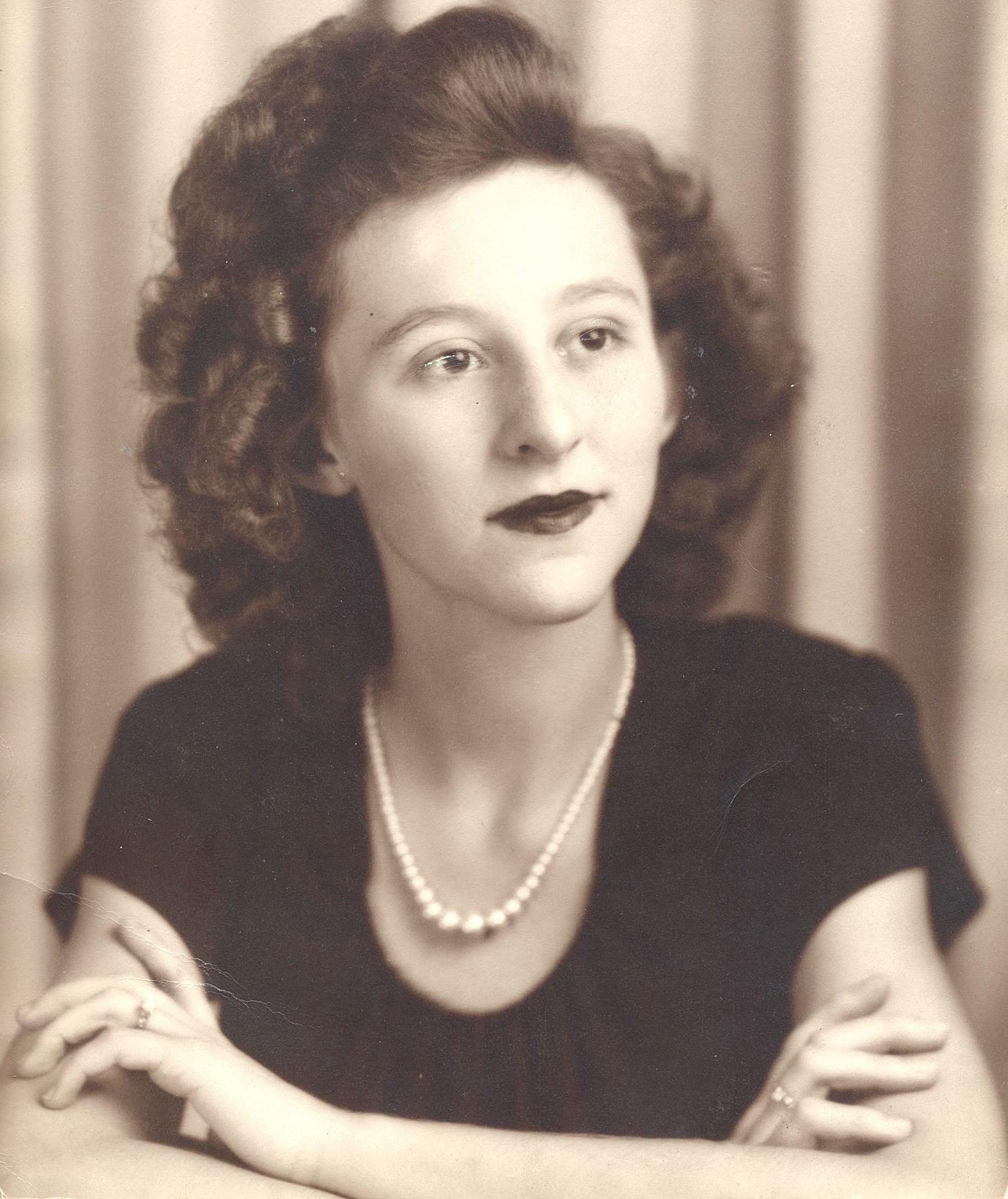 Betty Richie  Thomas