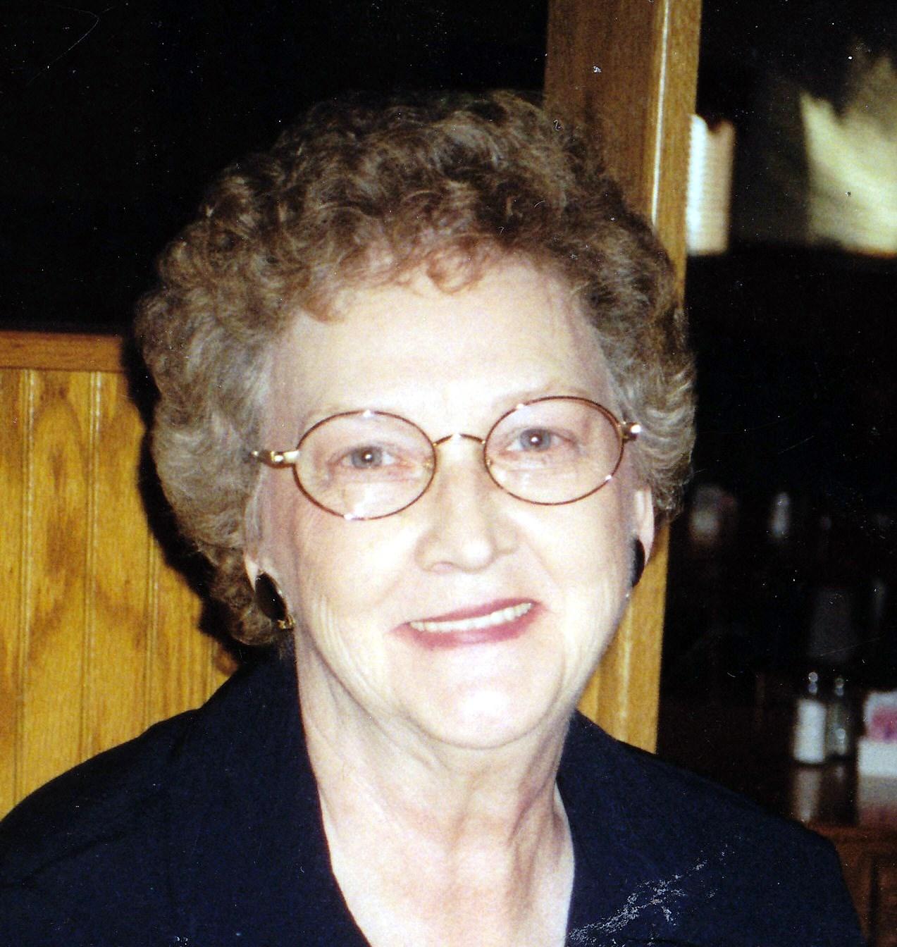 Eula Gwendolyn  Wells