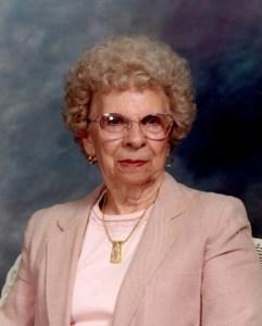 Violet Mary  Willaman