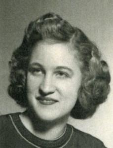 Margaret Helen  Anderson