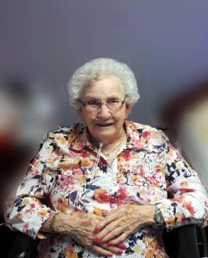 Margaret Louise  (Wray) Cox