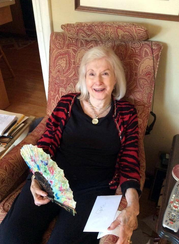 Betty Fleenor  Whitworth