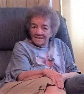 Gladys Carolyn Crider  Freeman