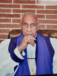 Bishop Mark Henry  Blade