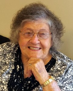 Lola Mae  Ridenbaugh