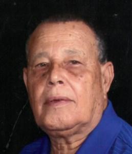 Alfredo Theodore  Palmer Sr.