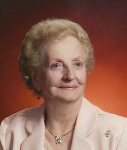 Betty Ruth  Burriss