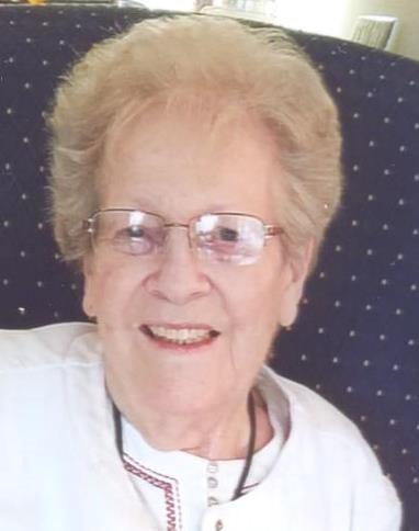 Doris Ruth  Lane