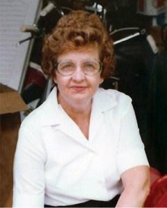 Mabel W.  (Williford) Turner