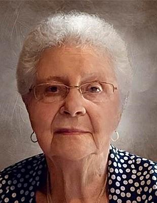 Rita Vincent (née Caron)