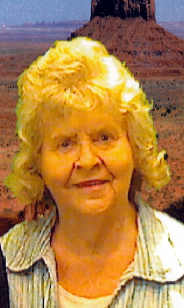 Shirley Warren  Huffman