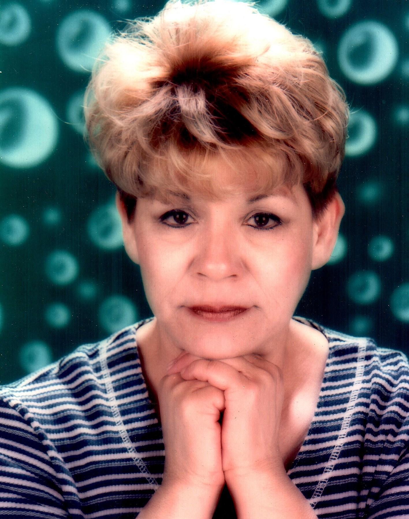 Rebecca  Echeverria