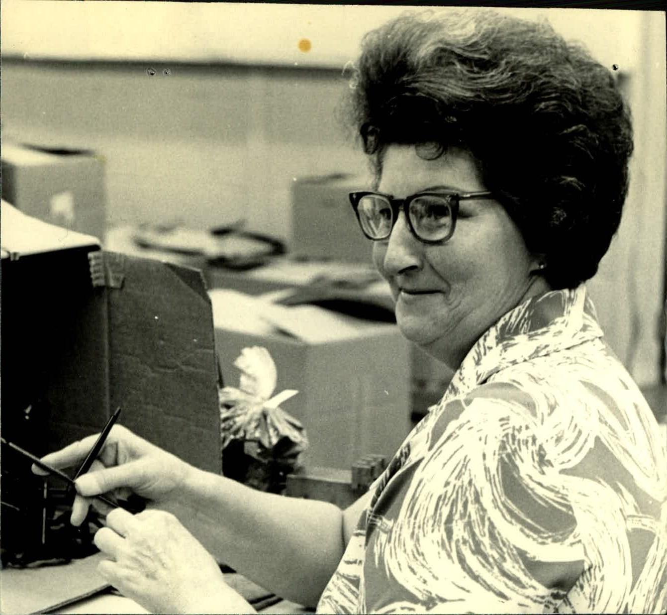 Mary Joyce Barwick  Esancy