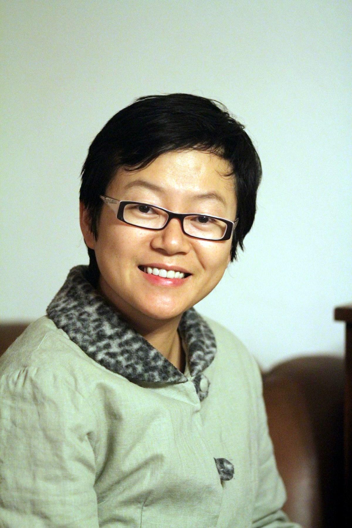 Mrs. Zhen  Yang