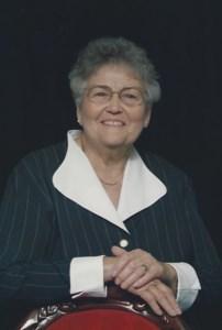 Blanche Maxine  Wilson