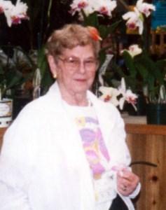 Marjorie Carwile  Parks