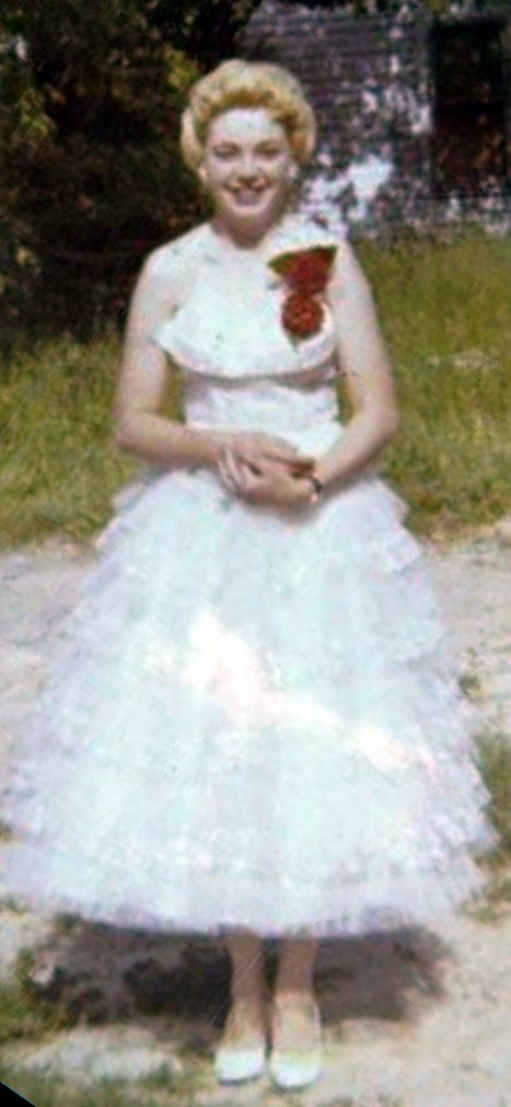 Glenna Frances  Mullins
