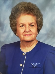 Edith Alma  Kundis
