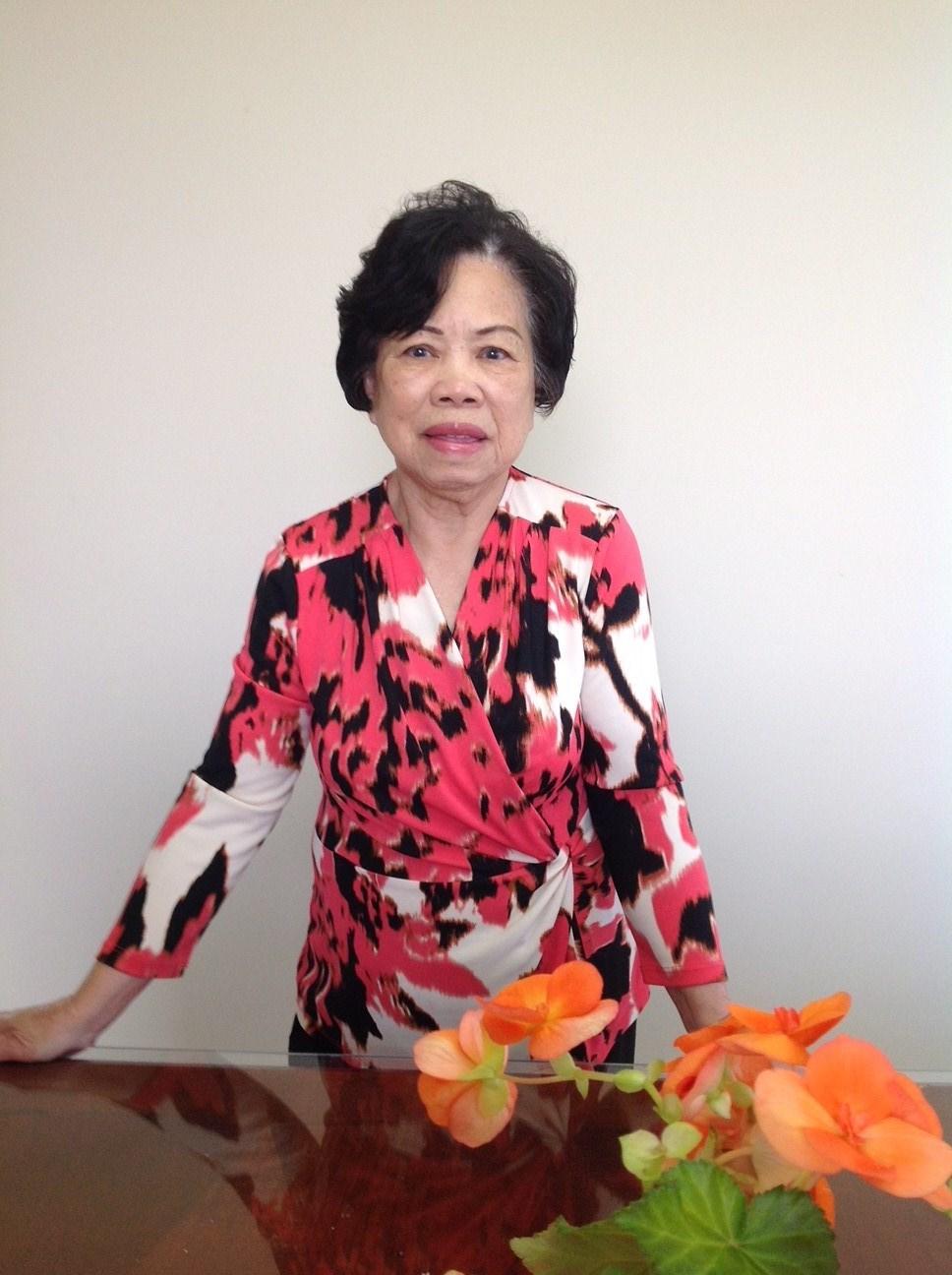 Mrs. Le Tran  Huynh
