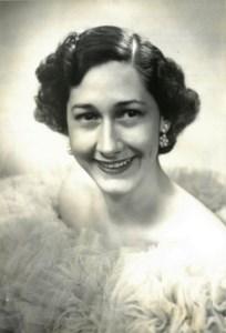 Mary Edna  Dunham