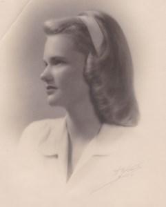 Audrey Elizabeth  Moore