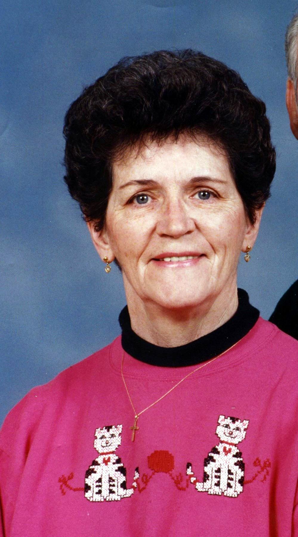 Shirley Lorraine  Mueller