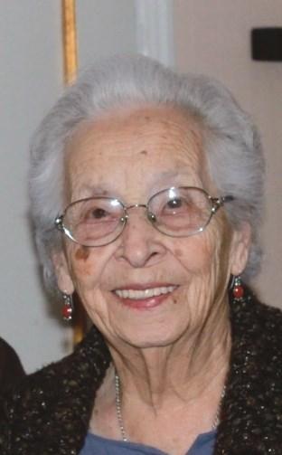 Elvia M.  Miles