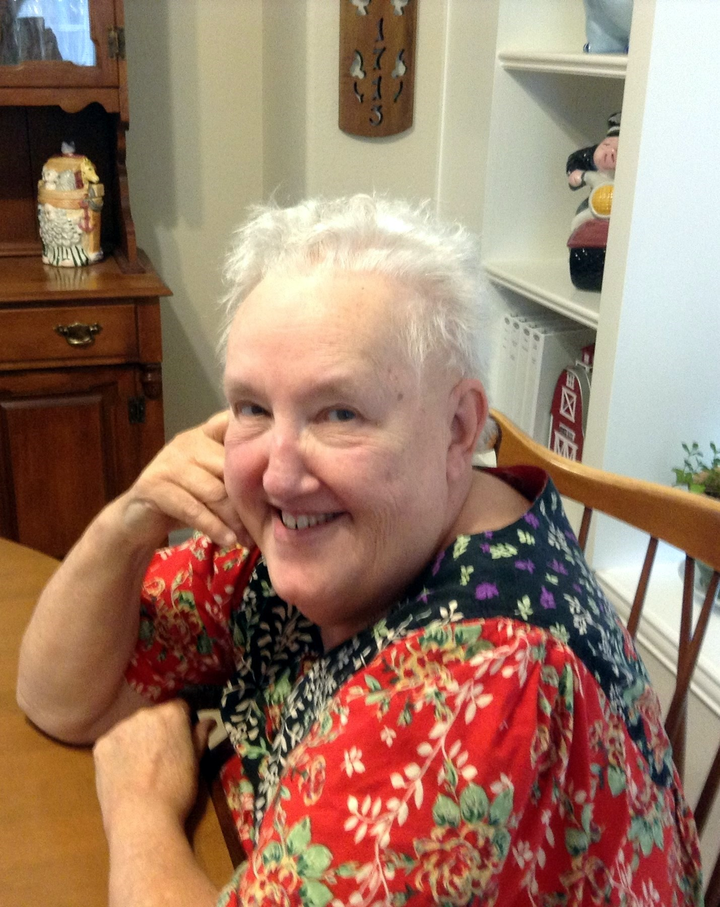 Donna Lou  Inglet