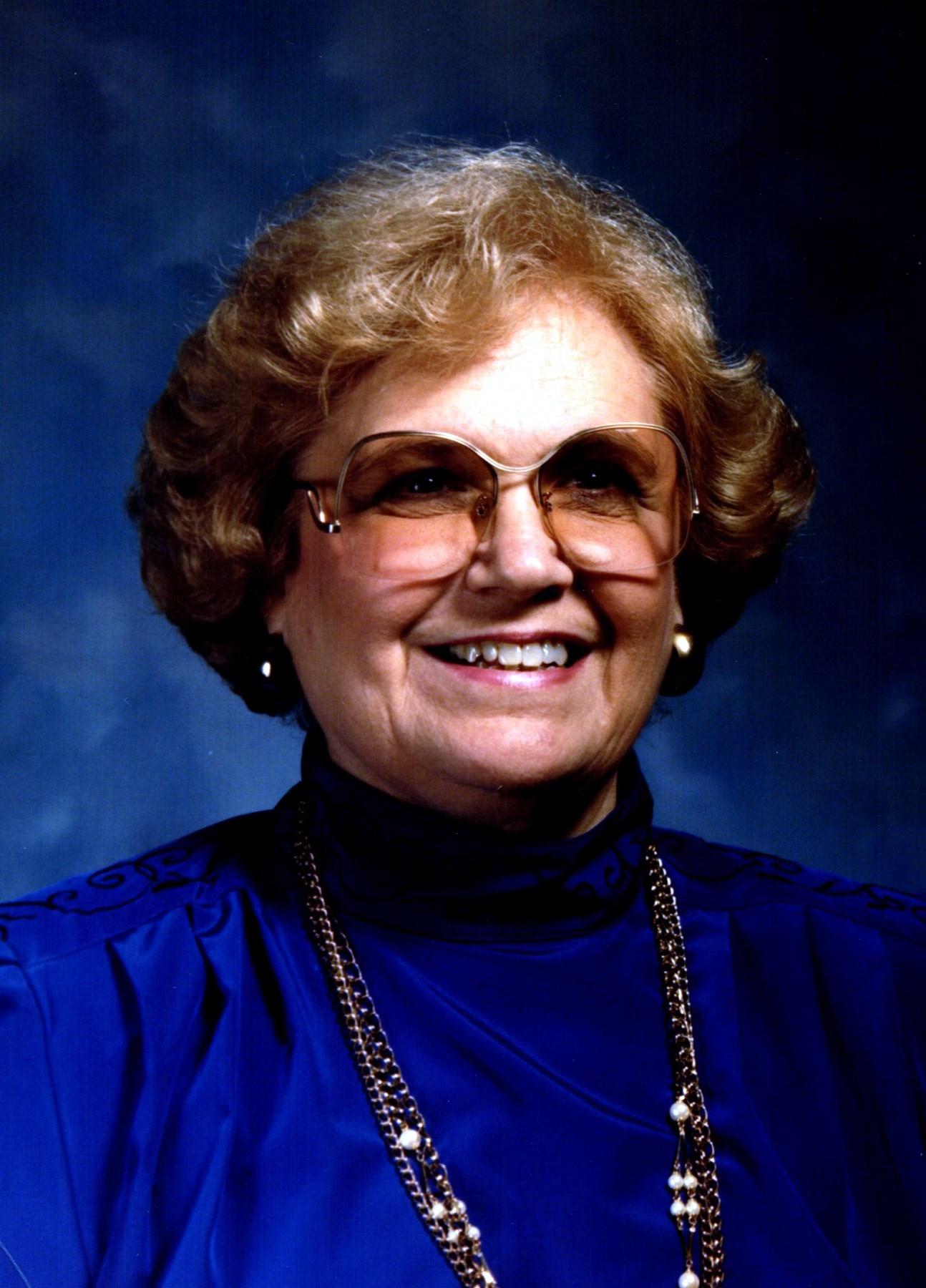 Mrs. Jeanette  Hankins (Byrd) Montgomery