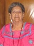 Francisca Zuñiga  Borrego