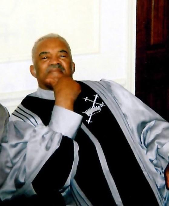 John Roger  Winston Sr.