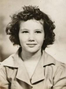 Dorothy Sego  Risinger