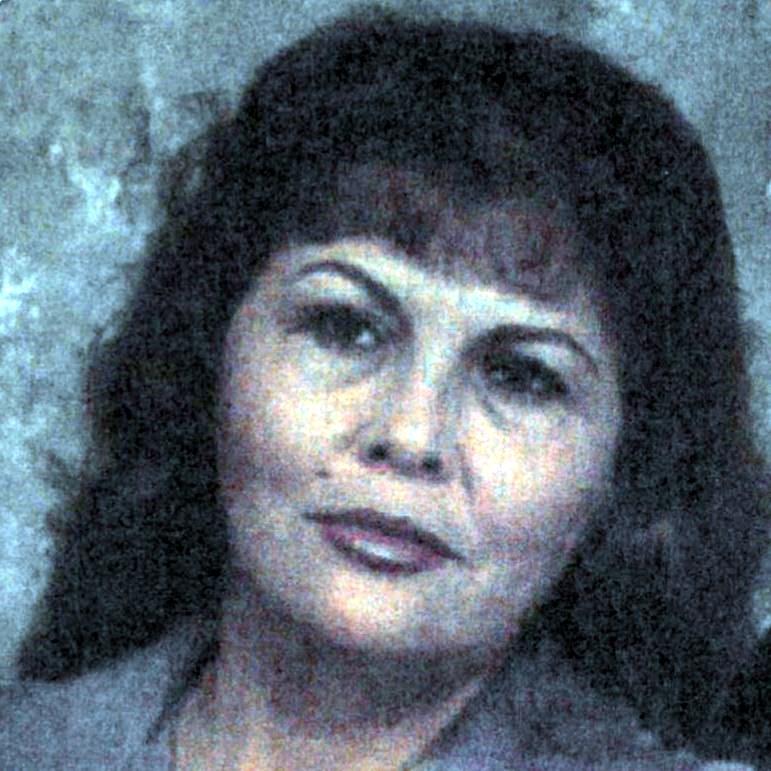 """Josefina (Nina) """"Grammy"""" Longoria  Silva"""
