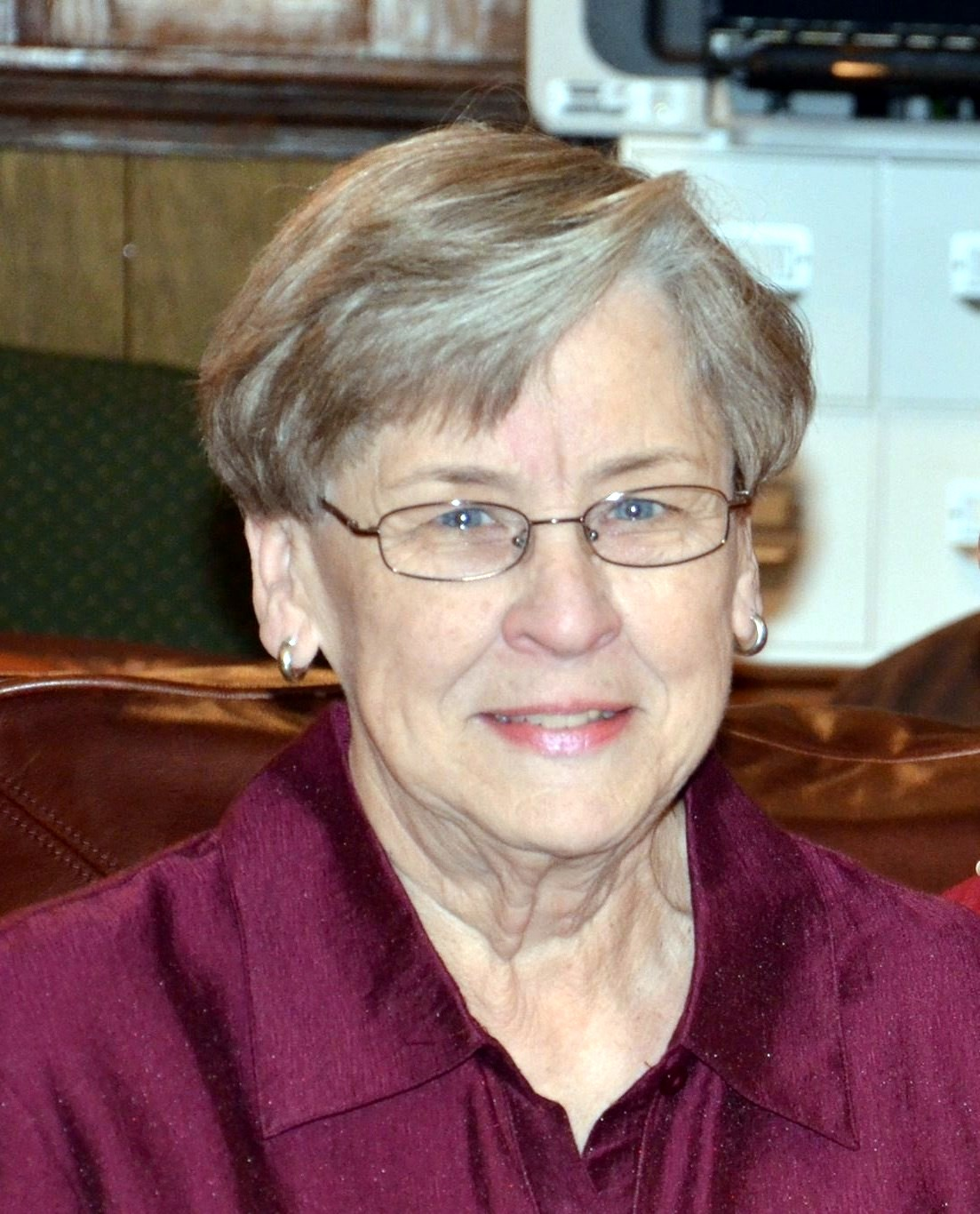 Carolyn Wheeler  Vedel