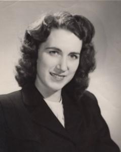 Nona Hamilton  Morgan