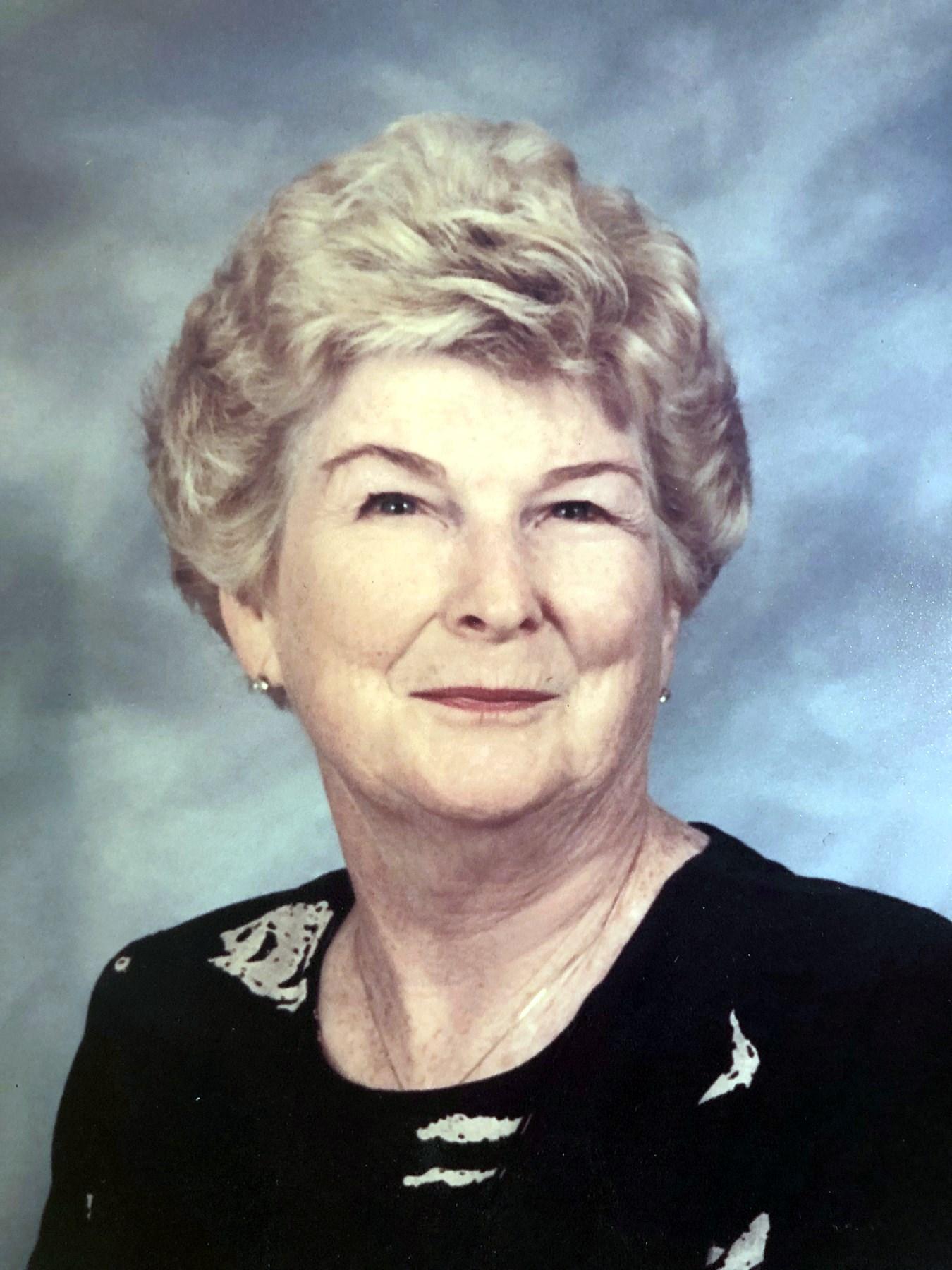 "Geraldine M. Doyle  ""Honey"""