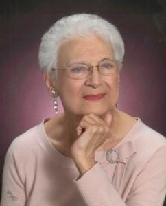 Frances Mary  Faulkner