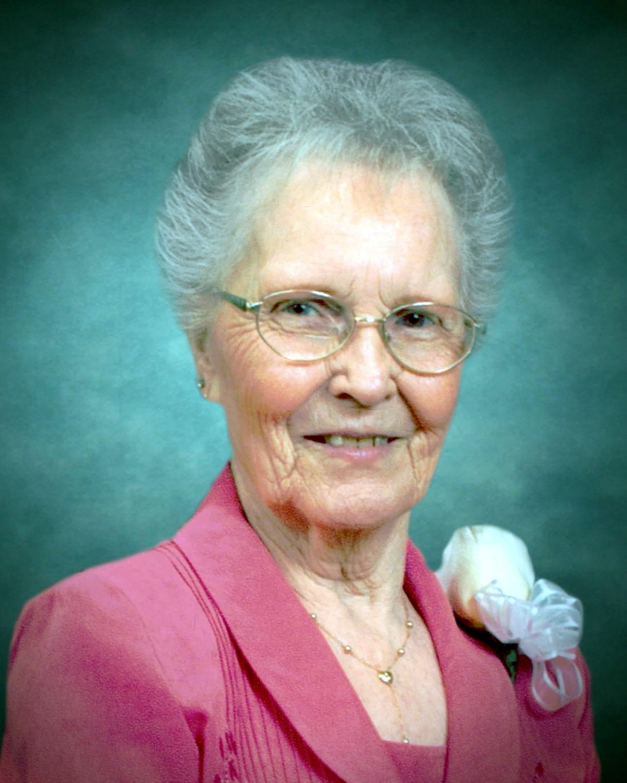 Mary Edna  Schuetter