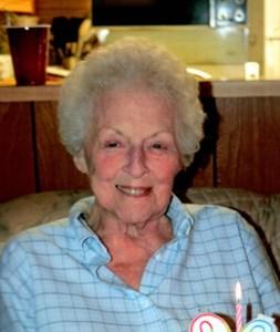 Martha Louise  Hayward